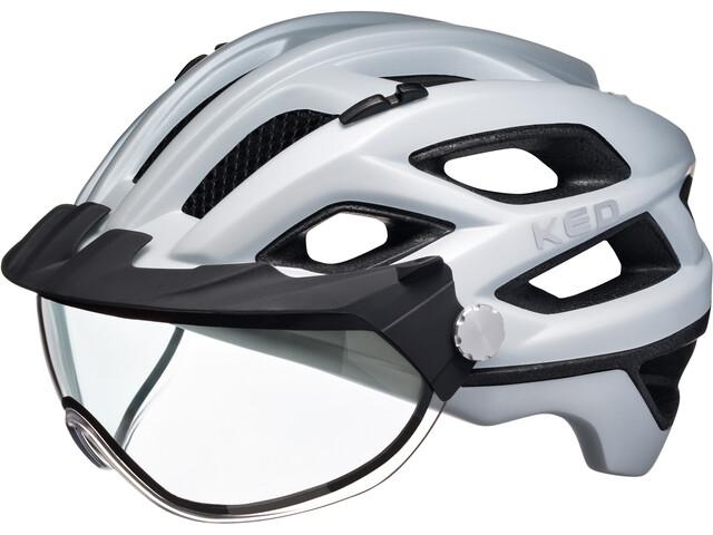 KED Covis Helmet Pearl Matt